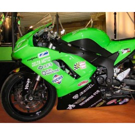 Carénage en 2 parties ZX6R 07-08