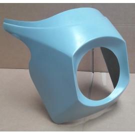 Tête de fourche Z1 R brut profil droit
