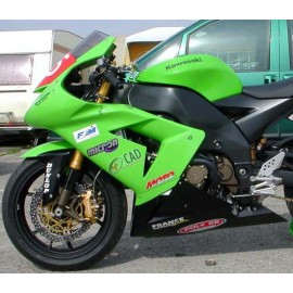 Carénage en 2 parties ZX10R 04-05