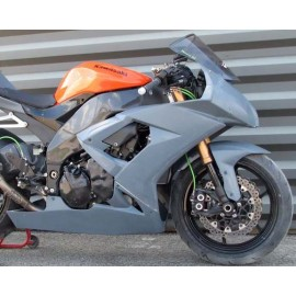 Carénage en 2 parties ZX10R 08-10
