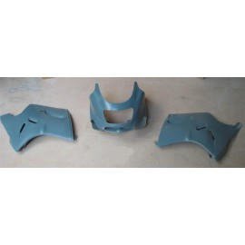 Carénage en 3 parties ZZR 1100 93-01