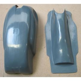 Réservoir d'essence polyester Manx