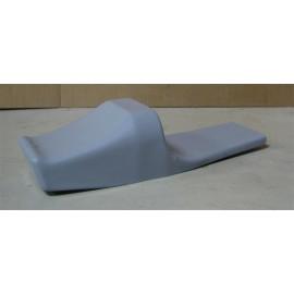 Selle-coque monoplace arrière 500 GP