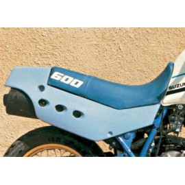 Coque arrière type Superbike 600 DR