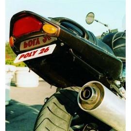 Passage de roue Bandit 600 et 1200 95-99 petits clignos
