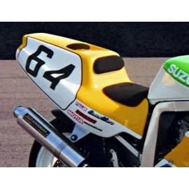 Coque arrière monoplace 750 GSXR 1990 Endurance Réplica 90