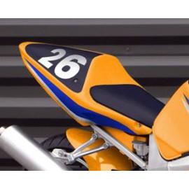 Coque arrière monoplace GSXR 600 / 750 2000-03