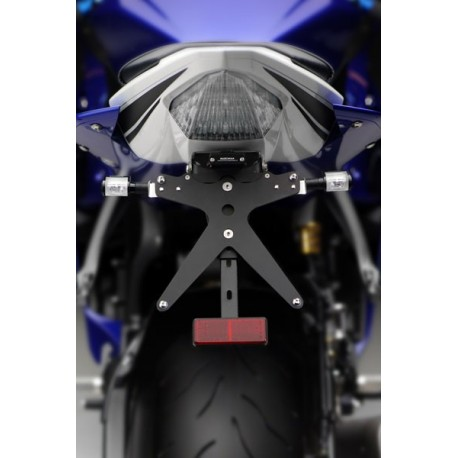 Supports de plaque Rizoma Yamaha R6 2006-2015
