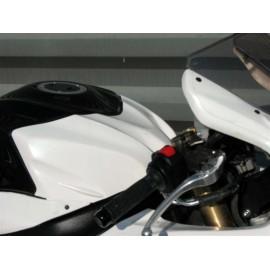 Cache réservoir GSXR 1000 2009-2015