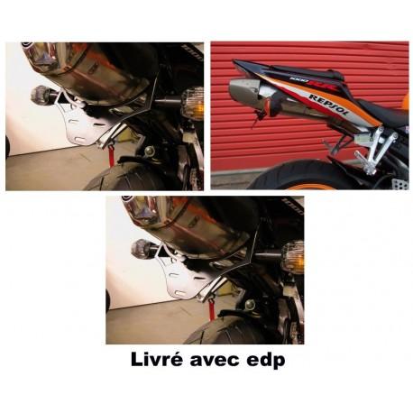 Supports de plaque Honda R & G Racing CBR600RR 1000 2003-2006