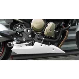 Sabot moteur XJ6 09-14 modèle long vue droite