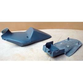Coque arrière monoplace R6 98-02 Evo 1