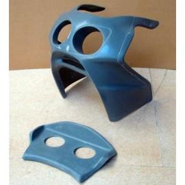 Tête de fourche double optiques TRX 850 95-99