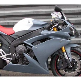Carénage en 4 parties Yamaha R1 07-08