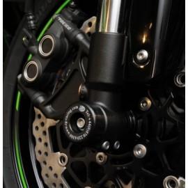 Tampons de fourche Kawasaki R&G Racing