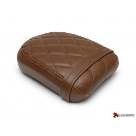 Housse passager Rebel 500 17-18 Diamond marron