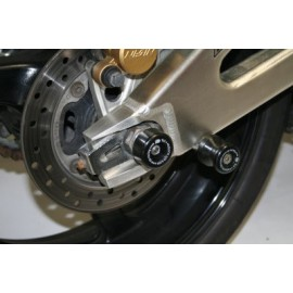 Tampons de bras oscillant Honda R&G Racing 6