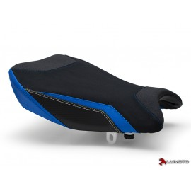 Housse pilote GSXR 1000 17-18 Team Suzuki bleu