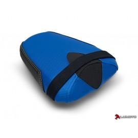 Housse passager GSXR 1000 17-18 Team Suzuki bleu