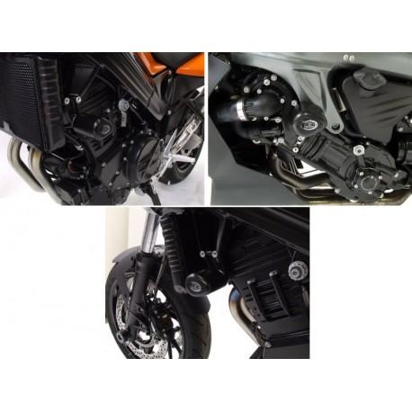 Tampons de protection BMW R&G Racing F800R