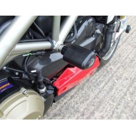 Tampons de protection Ducati R&G Racing
