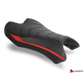 Housse pilote Street Triple 765 17-18 R-Cafe bande rouge