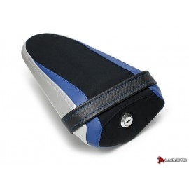 Housse passager R6 17-18 Styleline bande bleu