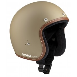 "Casque Bandit Helmets Jet Original Sandy ""Sable"""