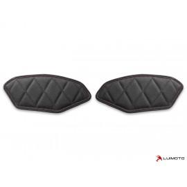 Tank Leaf Honda CB1000R 18-19 latéraux coutures rouge