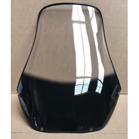 Bulle haute incolore pour la tête de fourche 491 BMW 80 GS