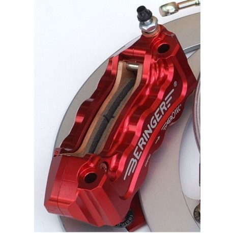 Etriers de frein avant KTM Beringer radial 1