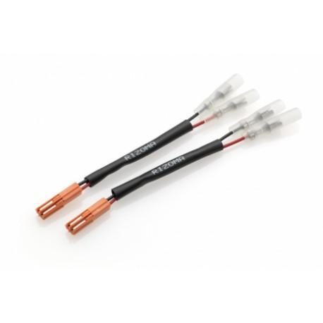 Câbles pour clignotants Rizoma EE182H