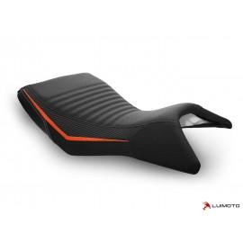 Housse pilote KTM 390 Adventure 20-21 RSeat arrière noir