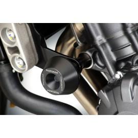 Tampons de protection Honda Rizoma Pro détails