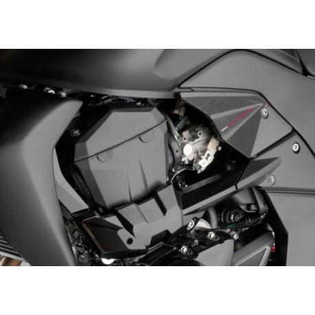 Caches moteur latéraux Rizoma Z750R 2
