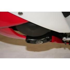 Sliders moteur Yamaha R & G Racing R6 2006-2015 gauche