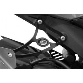 Supports de silencieux Aprilia R & G Racing simple