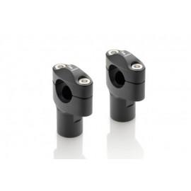 Pontets de guidon Rizoma à vis diamètre 28,6mm