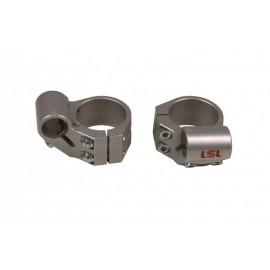 Guidons bracelets relevés 20mm LSL