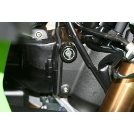 Protections de butée de direction R&G Racing Kawasaki