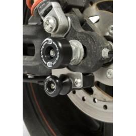 Tampons de bras oscillant Harley Davidson R&G Racing XR1200