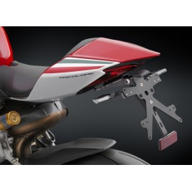 Support de plaque Rizoma Ducati