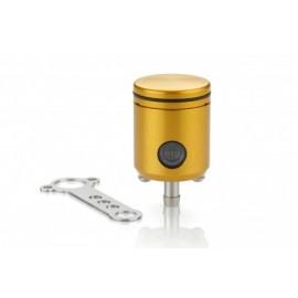 Réservoirs de frein arrière Rizoma avec hublot or